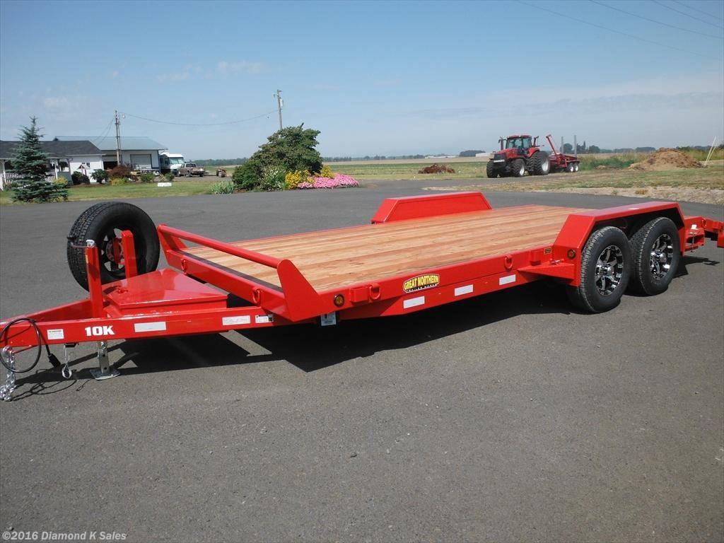 Trailer Car Hauler 82 X18